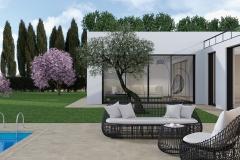 Carrelages terrasse piscine a Aix les Bains